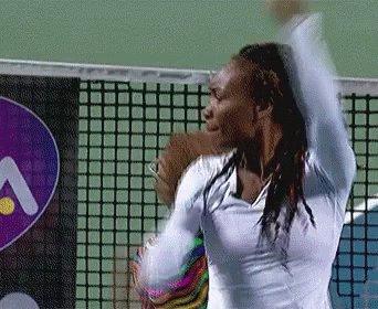 Tennis superstar Venus Williams turns 37 today. Happy birthday