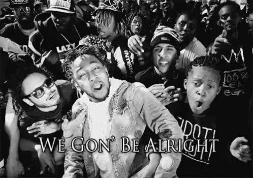 Happy Birthday to the GOAT Kendrick Lamar