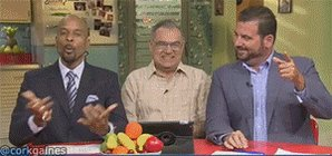 This is still my fave of the #BoMoments on @HQonESPN (I have long forgotten what he was so worked up about)
