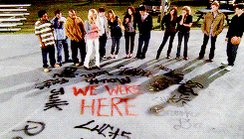 WE WERE HERE and WE ARE STILL HERE