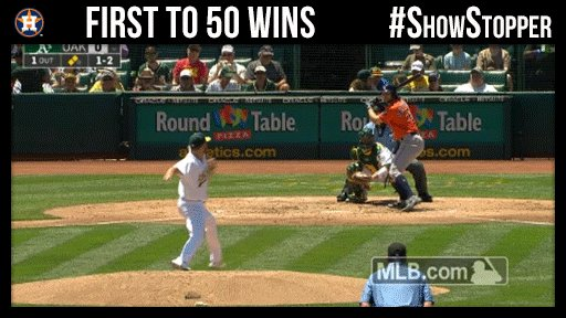 Can anyone stop the @astros? https://t.co/RCeLCkPmbB #ShowStopper http...