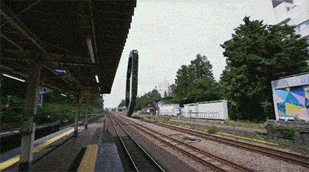 C'est la dernière innovation de la SNCF 😏
