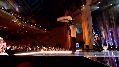 The floor is loving yourself before you love somebody else #DragRace h...