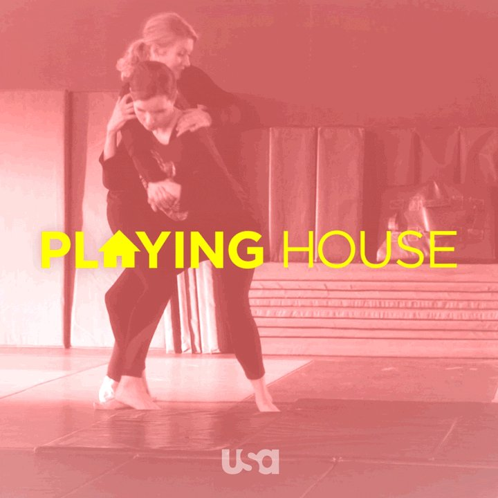 It's time, Jammers! #PlayingHouseUSA starts NOW on @USA_Network. RT if...