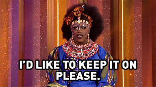 What part of hand over the crown do you not understand?! @thatonequeen...