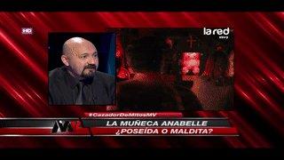 Junto a Freddy Alexis desclasificamos la historia de la muñeca Anabell...