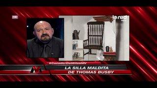 Repasamos la aterradora historia de la silla de Thomas Busby 👻😱 #Cazad...