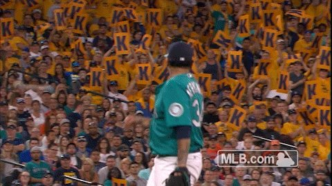 Six straight! That's a wrap as the Mariners win BIG over the Astros. F...