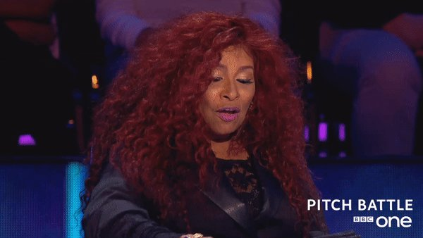 In tonight's #PitchBattle, special guest judge @ChakaKhan meets her bi...