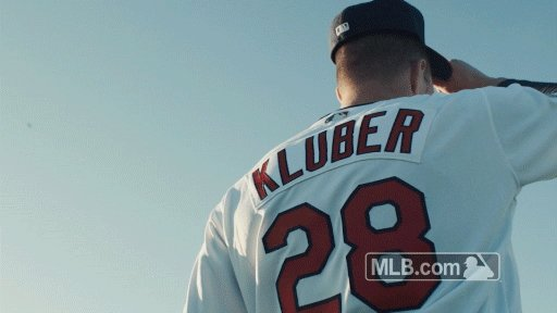 Kluber Day. https://t.co/h8SxA7Jl6V https://t.co/tGeBRo3mXV