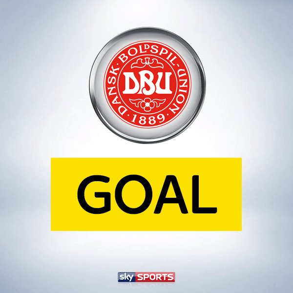 GOAL!  1-0 to Denmark (Andersen) who are already out but lead against...