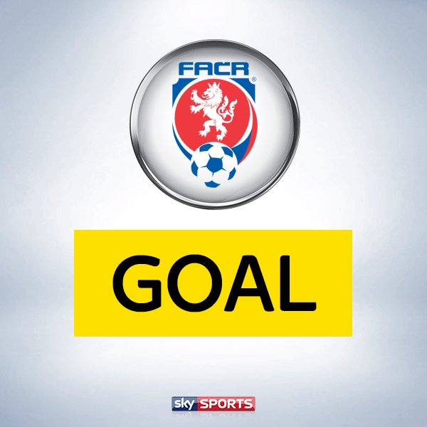 GOAL!  2-2 between Czech Republic and Denmark. Chory with the goal....