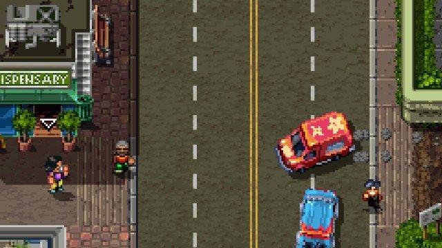 'Shakedown: Hawaii' (Driver's Ed Clip) #screenshotsaturday Switch • PS...
