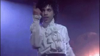 33 years ago today, @Prince released #PurpleRain