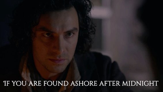 Run, Ross, run! #Poldark https://t.co/RbTsnxOEGa