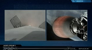 SpaceX successfully completes two Falcon 9 landings in one weekend https://t.co/LtnX4BJ0iE
