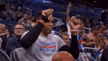Congratulations to our MVP @russwest44 from all of #OKC. #NBAAwards https://t.co/fZOGVPfISU