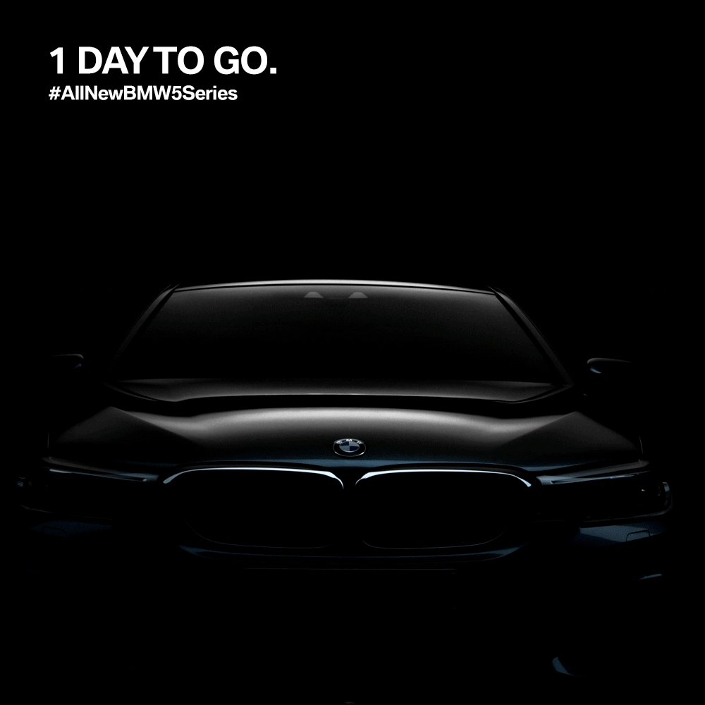 Make your own boundary. The #AllNewBMW5Series arrives in India tomorro...