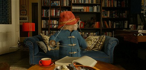 Paddington Bear author Michael Bond dies aged 91, R.I.P. https://t.co/...