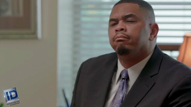 Our thoughts exactly, @Det_CAnderson #ReasonableDoubt https://t.co/orm...