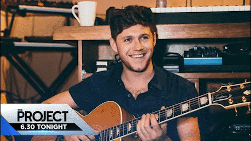 Not long now until our chat with @NiallOfficial tonight on #TheProjectTV! #ProjectNiall