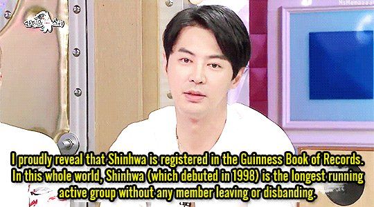 Inlovewithmoon On Twitter Shinhwa In Guinness World Record