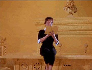 Happy birthday, Leslie Caron!