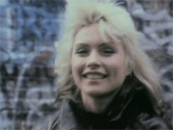 Also Happy Birthday to the one and only, Debbie Harry!