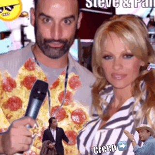 Happy Birthday Pamela Anderson! (this GiF went too far. My apologies )