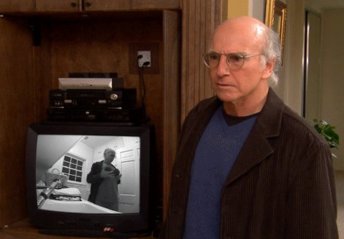 Happy 70th birthday to Mr. Larry David. Inspiration to the bald, four eyed & socially inept alike.
