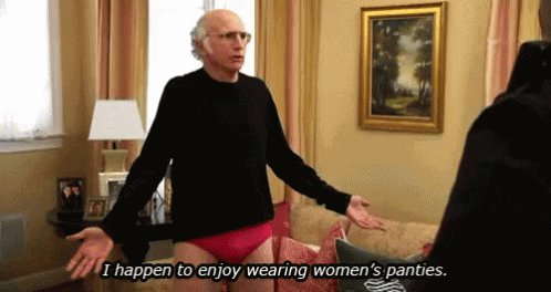 Happy Birthday Larry David. The big 7. 0. Seventy. The seven and the 0. Seven-ty. One more than 69.