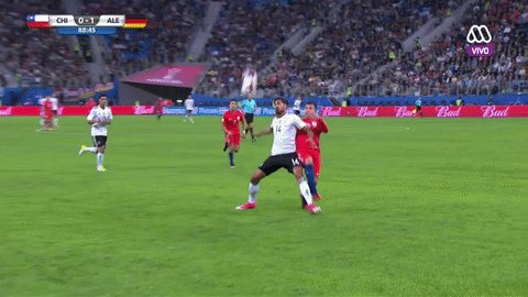 #LFC's Emre Can almost single-handedly ruining diplomatic relations between the great nations of Chile & Germany.  https://t.co/3H58XnrdUh