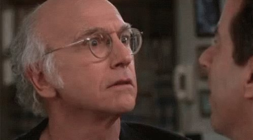 Happy birthday to the greatest of all time, Larry David.