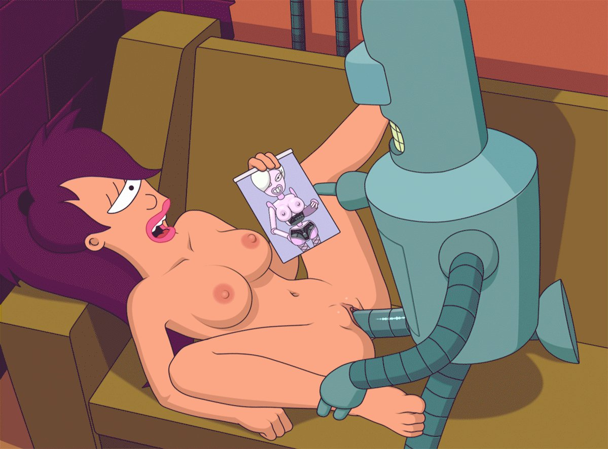 Tits with futurama hentai movie old young sex