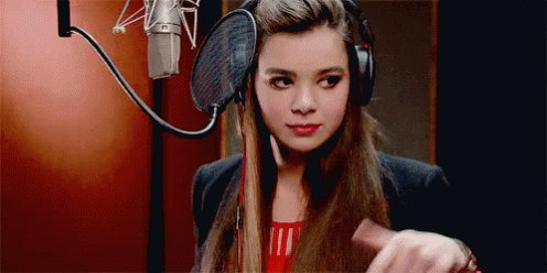 #NowPlaying on #2DayFM @HaileeSteinfeld Most Girls on #2DayFM Love this chick #HaileeSteinfeld  @EllieAngel