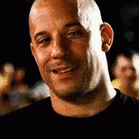 When people believe in you, you can do miraculous things. - Mark Sinclair aka Vin Diesel  Happy Birthday!