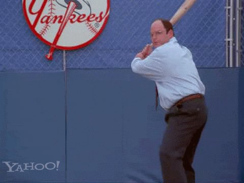 Aaron Judge with @Yankees sweetest inside out HR swing since Costanza. https://t.co/jOtBsG2pn4