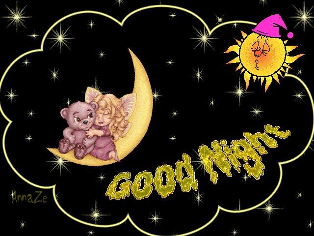 картинки с доброй ночи сладких снов на английском к?кпар