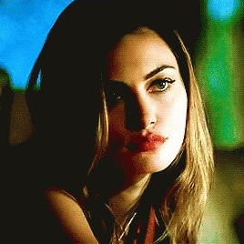 Happy Birthday Phoebe Tonkin. You\ve stolen our hearts little wolf!