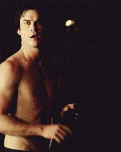 Damon Salvatore at your service. •Pimp looking for more followers. •Banter and such. •I like cock.  18+ only #RT and help a pimp.