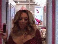 Happy Birthday to the Queen of Gifs, Messiness, and Shade Wendy Williams!