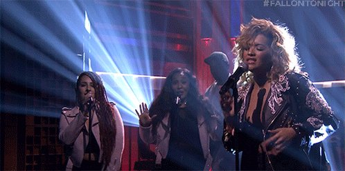 "RT @FallonTonight: Tonight Show Music Break: @RitaOra + ""Your Song"" 🎧 https://t.co/KPKWG2NIZZ https://t.co/ggoXNTYCnC"