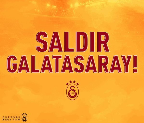 #SaldırGALATASARAY https://t.co/Ppkf1gJpXS