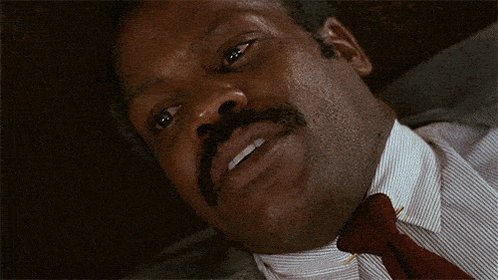 You might be another year older, but you\ll never really be too old for this sh*t. Happy Birthday, Danny Glover!