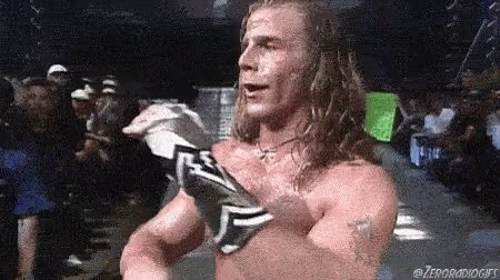 Happy birthday to the greatest of all time, Shawn Michaels.