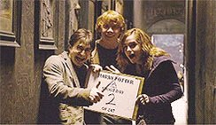 HAPPY BIRTHDAY DAN THANK YOU FOR THE HARRY POTTER SERIES