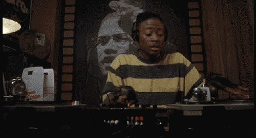 Respect The Dj. https://t.co/ZEoEvjamwC