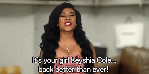 Who is happy to see @KeyshiaCole this season of #LHHH? https://t.co/sw...