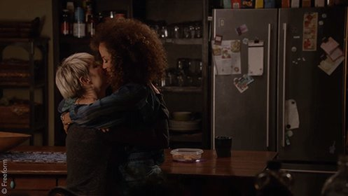 Our Mamas. ❤️ #TheFosters https://t.co/x8Cu8aSDoj