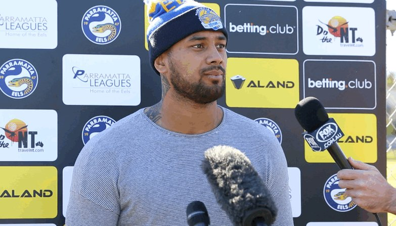 "🎥 ""We are playing some good footy this year & hopefully we are heading in the right direction."" Watch: https://t.co/cPjtv9z6Lv #blueandgold"